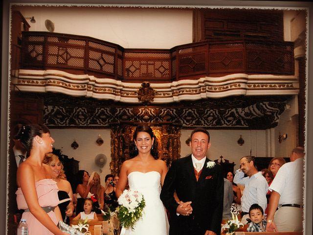 La boda de Cinthia y Pablo en Málaga, Málaga 5