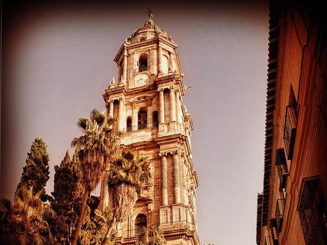 La boda de Cinthia y Pablo en Málaga, Málaga 7