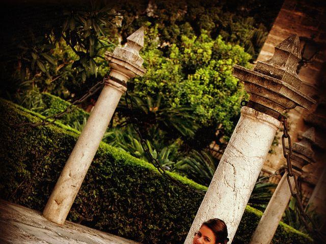 La boda de Cinthia y Pablo en Málaga, Málaga 8