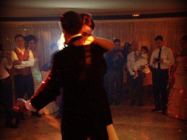 La boda de Cinthia y Pablo en Málaga, Málaga 11