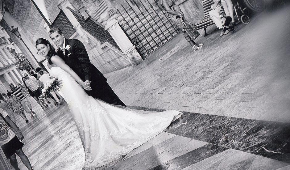 La boda de Cinthia y Pablo en Málaga, Málaga