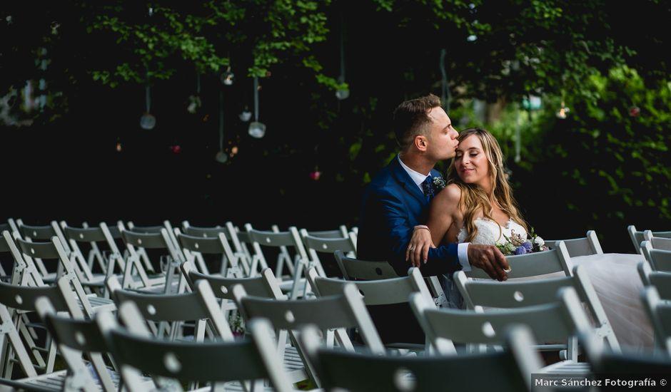 La boda de Marc y Sonia en Alella, Barcelona