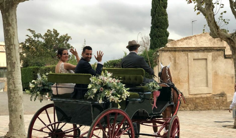 La boda de Eric y Irina en Torroella De Montgri, Girona