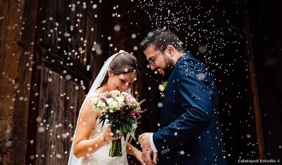 La boda de Javi y Bea en Arcos De Las Salinas, Teruel