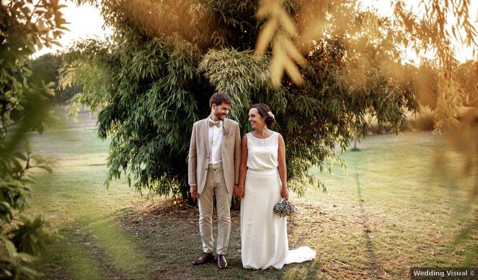 La boda de Marc y Gemma en Perafita, Barcelona