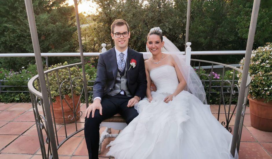 La boda de Jacint y Georgina en Igualada, Barcelona