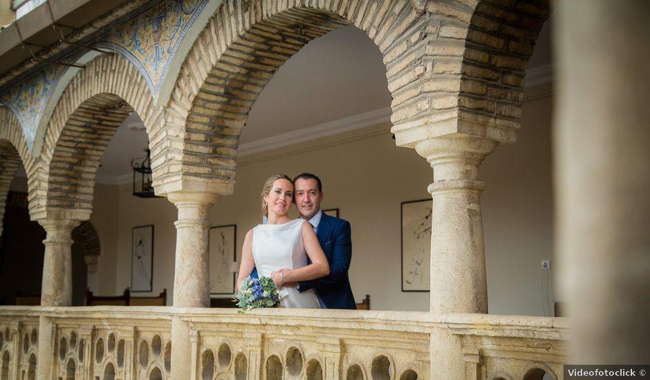 La boda de Antonio y Rocío en Córdoba, Córdoba
