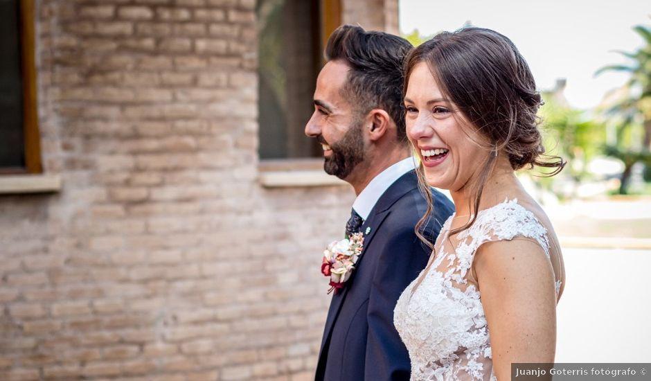 La boda de Toni y Maria en Vila-real/villarreal, Castellón