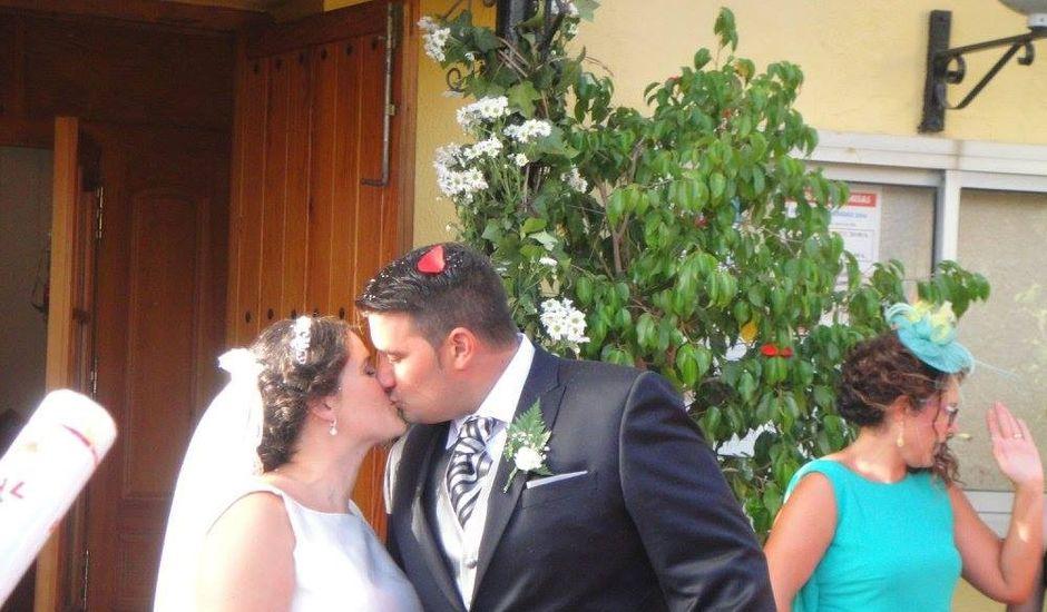 La boda de Antonio y Tamara en Algeciras, Cádiz