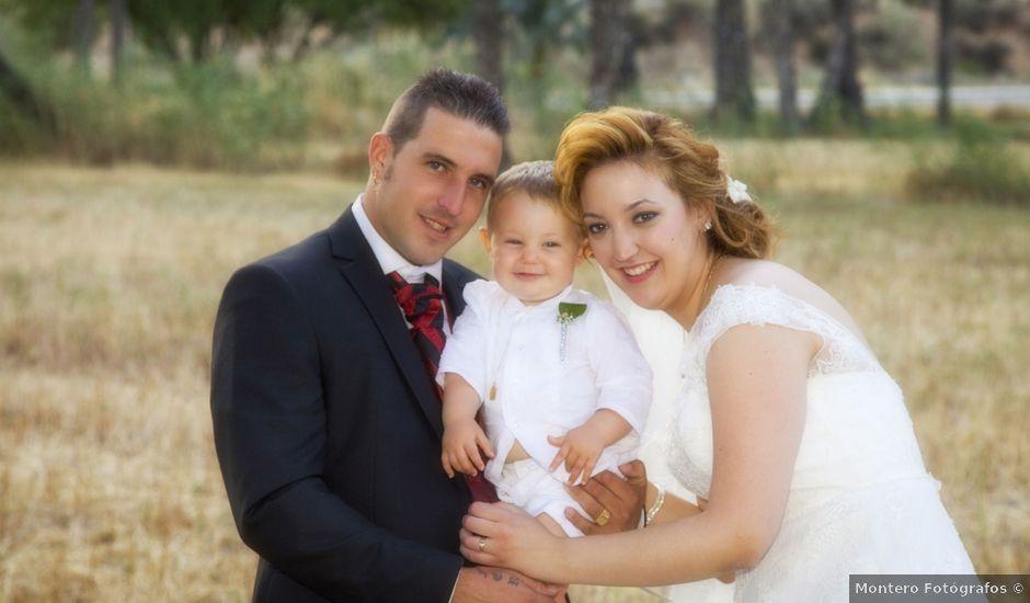 La boda de Fernando y Cintia en Orihuela, Alicante