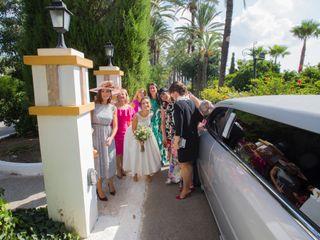 La boda de Laura y Sandro 1