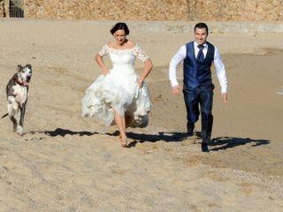 La boda de Tatiana y Marc