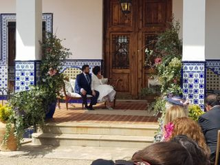 La boda de Nuria y Julián