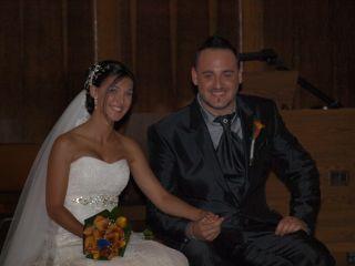 La boda de Andrea y Fran