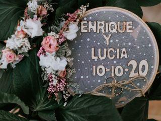 La boda de Lucía y Enrique 2