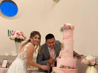 La boda de Jasminka y Hugo 3