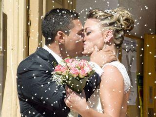 La boda de Carolina y Adrian