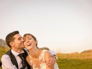 La boda de Saioa y Oscar