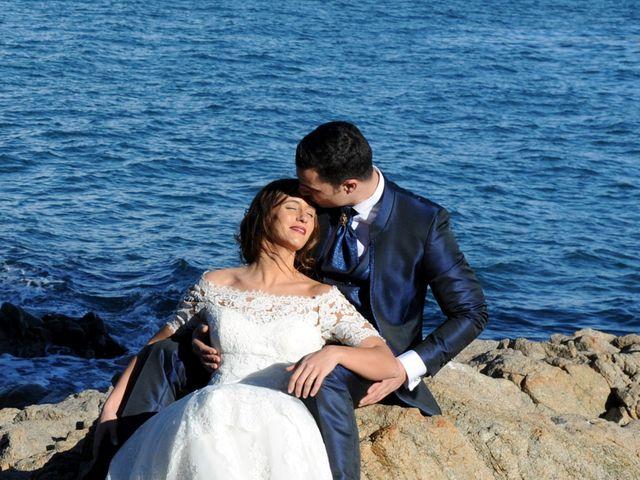 La boda de Marc y Tatiana en Sant Vicenç De Montalt, Barcelona 5