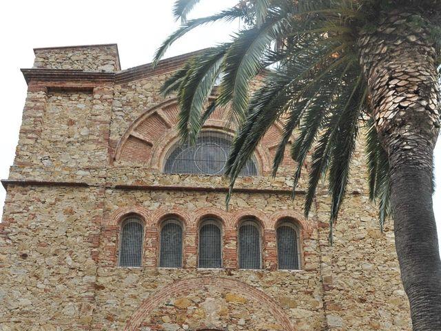 La boda de Marc y Tatiana en Sant Vicenç De Montalt, Barcelona 27