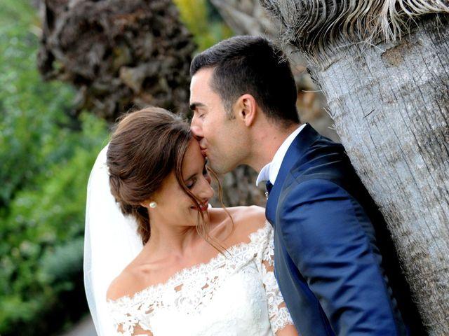 La boda de Marc y Tatiana en Sant Vicenç De Montalt, Barcelona 42