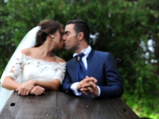La boda de Marc y Tatiana en Sant Vicenç De Montalt, Barcelona 43