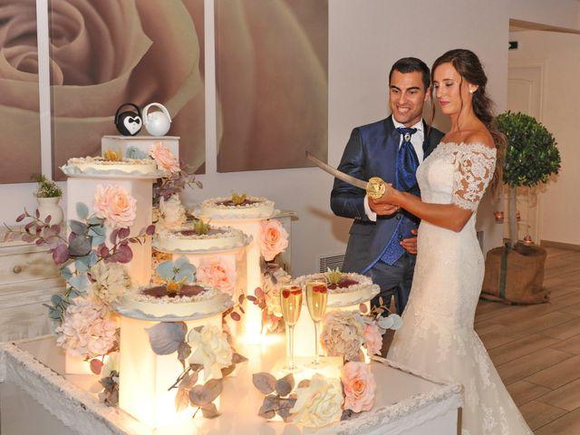 La boda de Marc y Tatiana en Sant Vicenç De Montalt, Barcelona 52