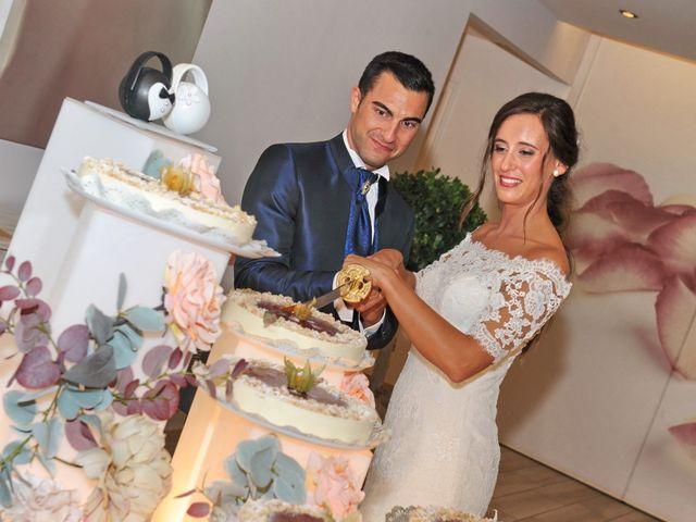 La boda de Marc y Tatiana en Sant Vicenç De Montalt, Barcelona 53