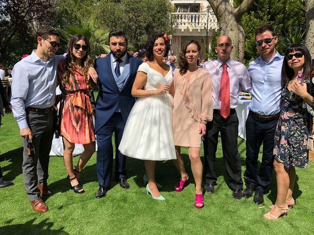 La boda de Julián y Nuria en Picanya, Valencia 2