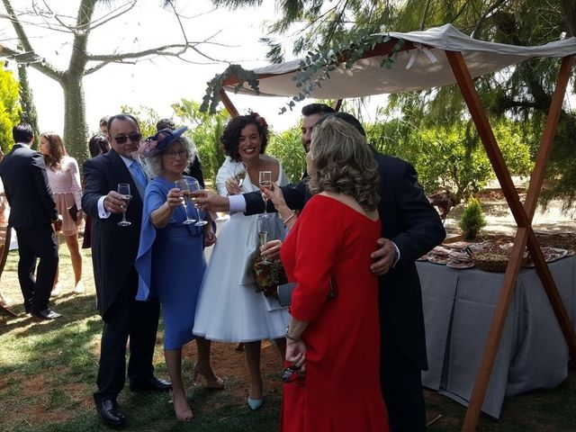 La boda de Julián y Nuria en Picanya, Valencia 1