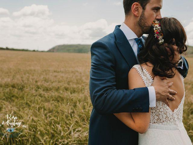La boda de Pilar y Álvaro