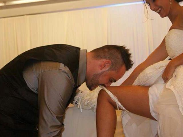 La boda de Fran y Andrea en Lloret De Mar, Girona 1