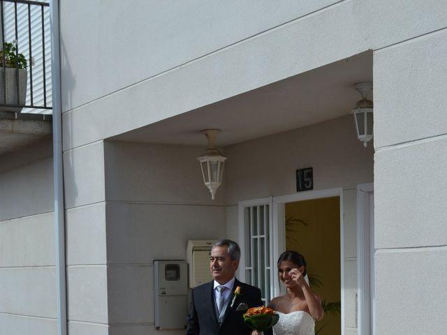 La boda de Fran y Andrea en Lloret De Mar, Girona 12