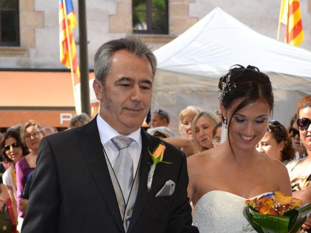La boda de Fran y Andrea en Lloret De Mar, Girona 13