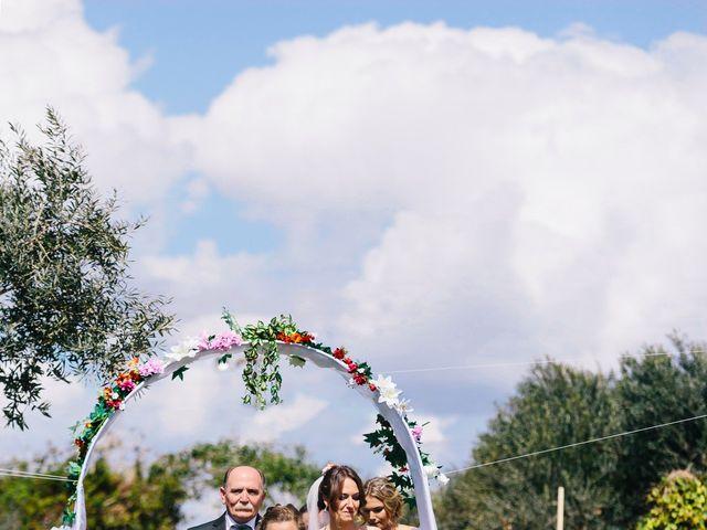 La boda de Vicente y Cristina en Alcala De Guadaira, Sevilla 30