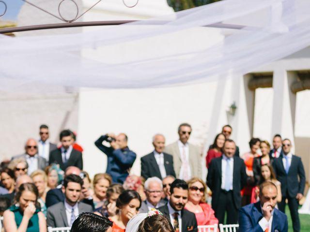 La boda de Vicente y Cristina en Alcala De Guadaira, Sevilla 37