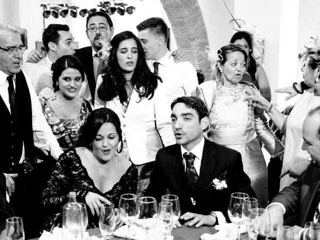 La boda de Vicente y Cristina en Alcala De Guadaira, Sevilla 49
