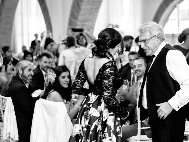 La boda de Vicente y Cristina en Alcala De Guadaira, Sevilla 51
