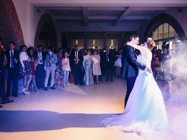 La boda de Vicente y Cristina en Alcala De Guadaira, Sevilla 62