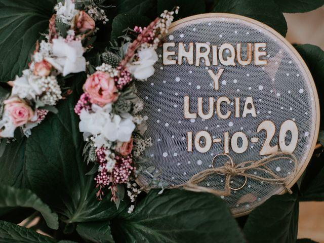 La boda de Enrique y Lucía en Córdoba, Córdoba 3