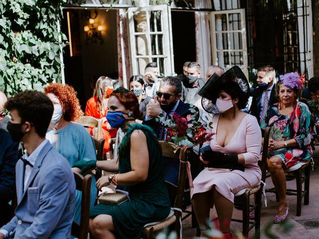 La boda de Enrique y Lucía en Córdoba, Córdoba 20