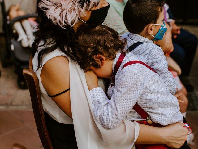 La boda de Enrique y Lucía en Córdoba, Córdoba 22