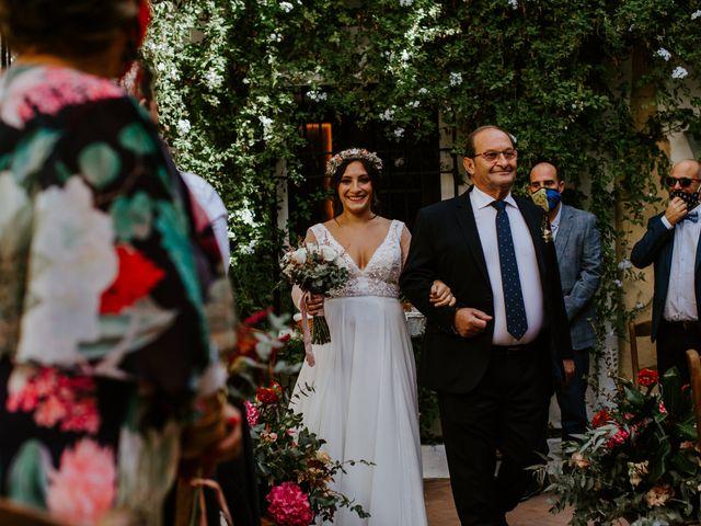 La boda de Enrique y Lucía en Córdoba, Córdoba 23