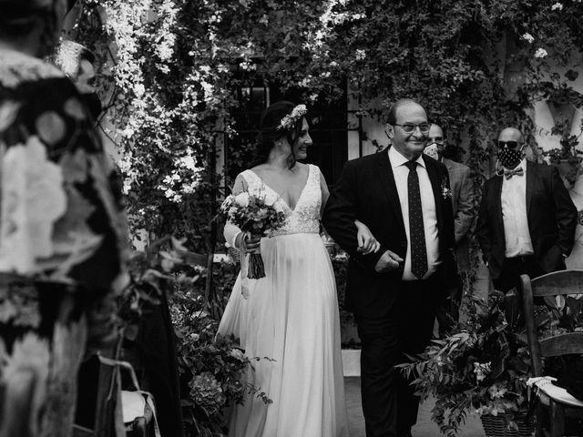 La boda de Enrique y Lucía en Córdoba, Córdoba 24