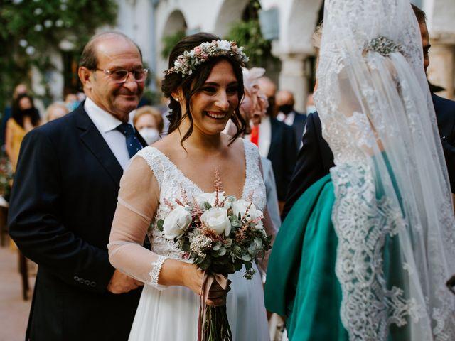 La boda de Enrique y Lucía en Córdoba, Córdoba 26