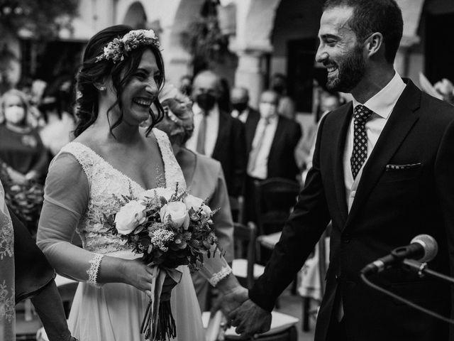 La boda de Enrique y Lucía en Córdoba, Córdoba 28