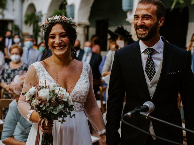 La boda de Enrique y Lucía en Córdoba, Córdoba 29