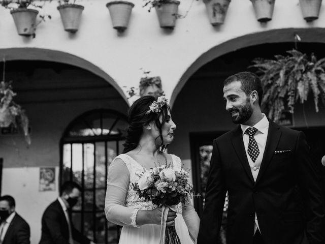La boda de Enrique y Lucía en Córdoba, Córdoba 30