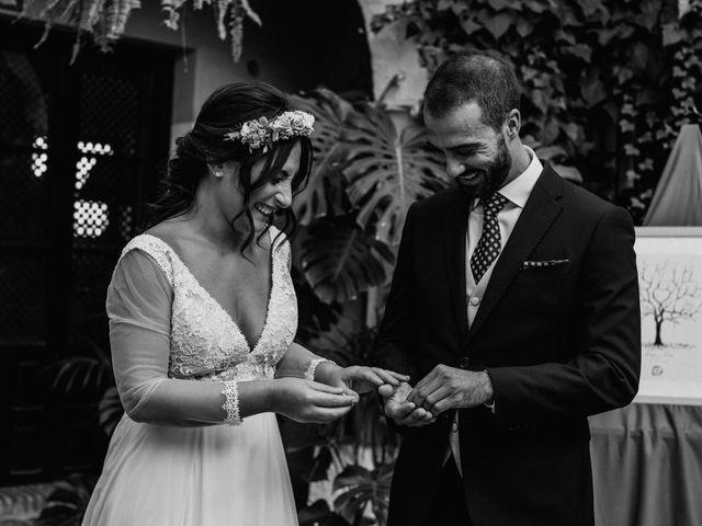 La boda de Enrique y Lucía en Córdoba, Córdoba 34