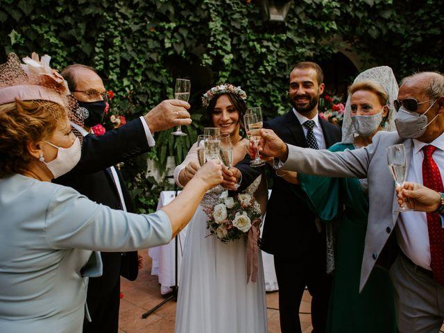 La boda de Enrique y Lucía en Córdoba, Córdoba 37